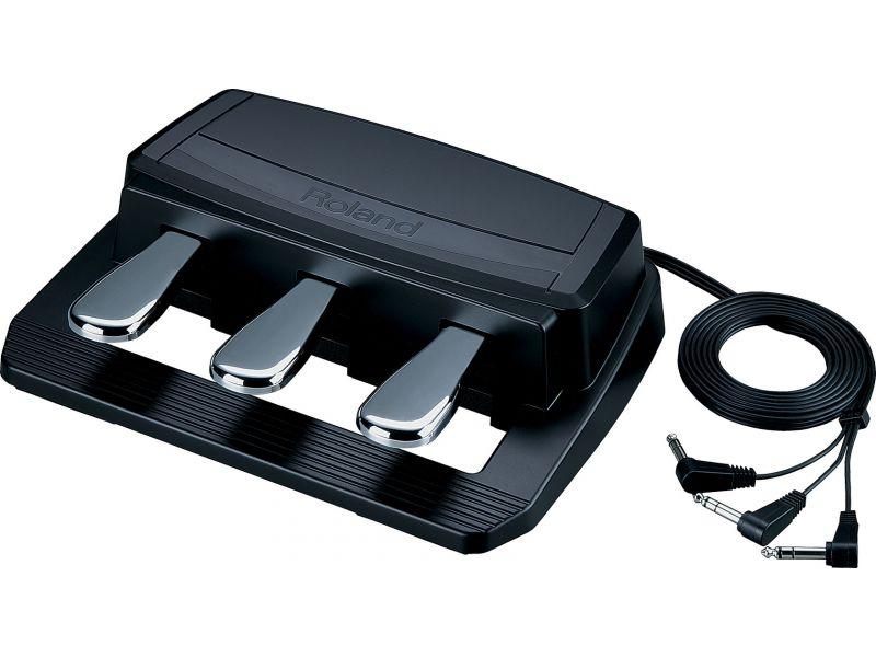 Купить Roland RPU-3 Педаль тройная для цифрового фортепиано
