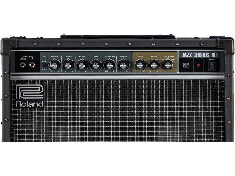Купить Roland JC-40 Комбоусилитель гитарный