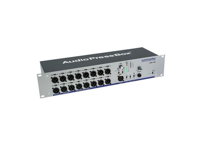 Купить Audio Press Box APB-116R-RPS Распределитель сигнала