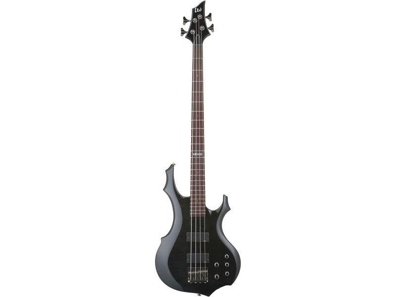 Купить LTD F-154DX STBLK Бас-гитара