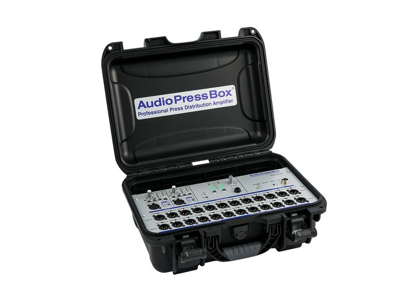 Купить Audio Press Box APB-224 C