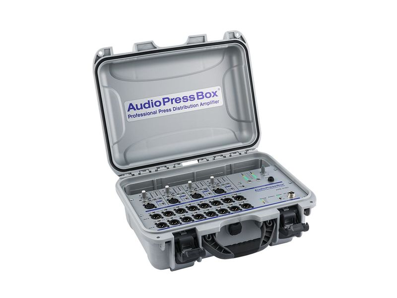 Купить Audio Press Box APB-416 C