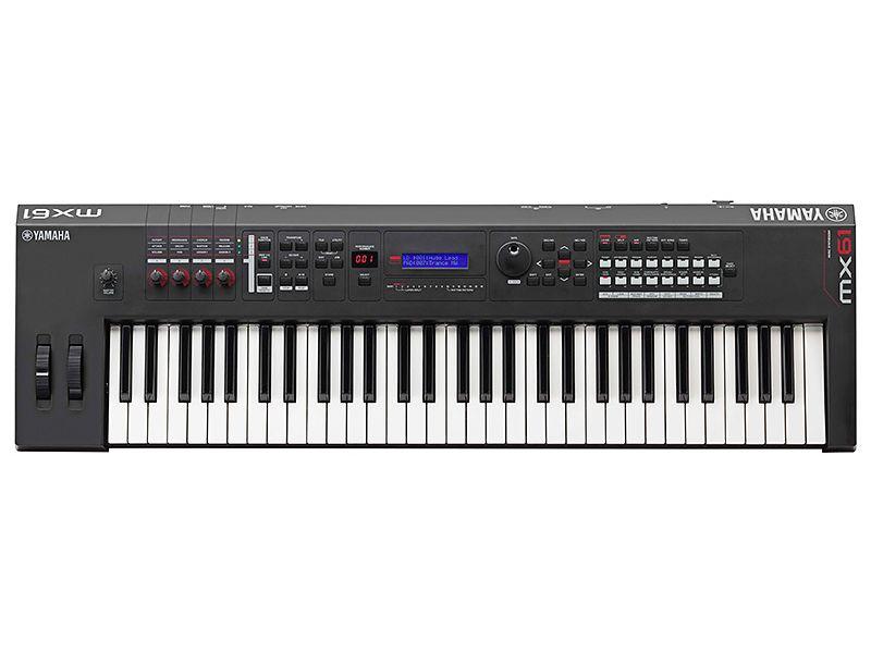 Купить Yamaha MX61 BLK Синтезатор миди-клавиатура