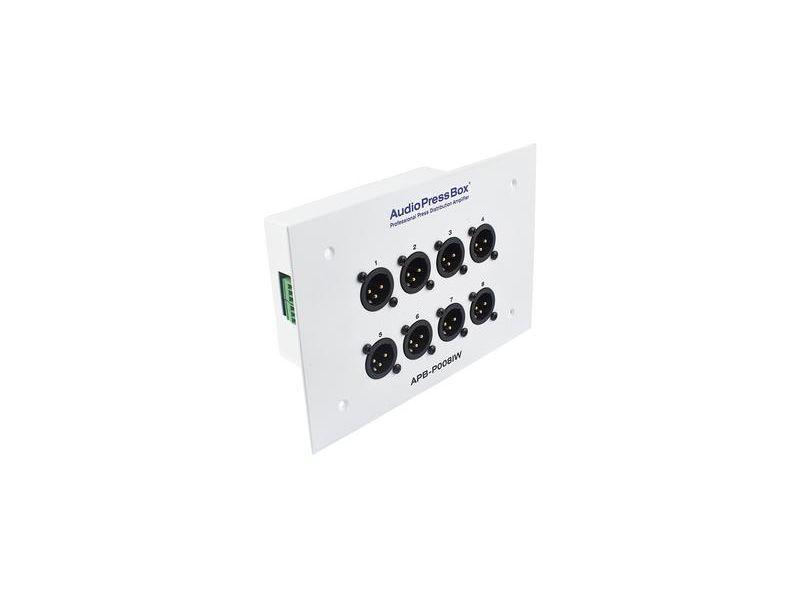 Купить Audio Press Box APB-P008 OW-EX Распределитель сигнала