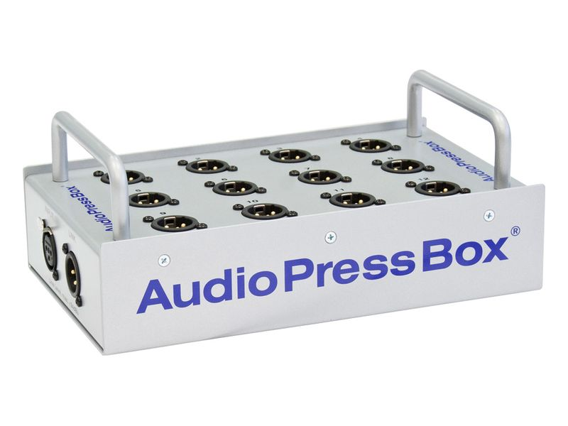 Купить Audio Press Box APB-P112 SB