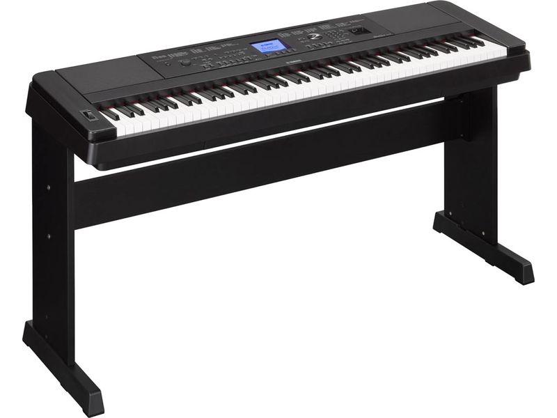 Купить Yamaha DGX-660B Цифровое фортепиано