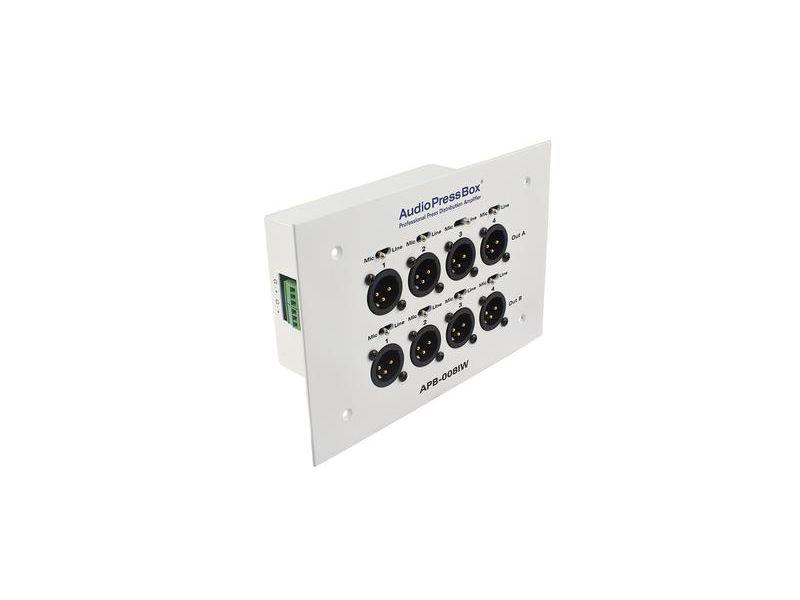Купить Audio Press Box APB-008 IW-EX
