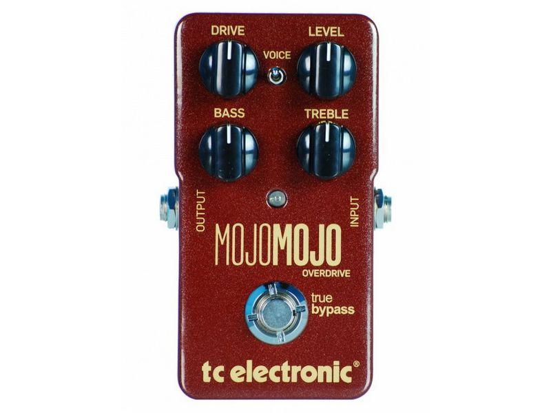 Купить TC Electronic MojoMojo Overdrive Педаль гитарная