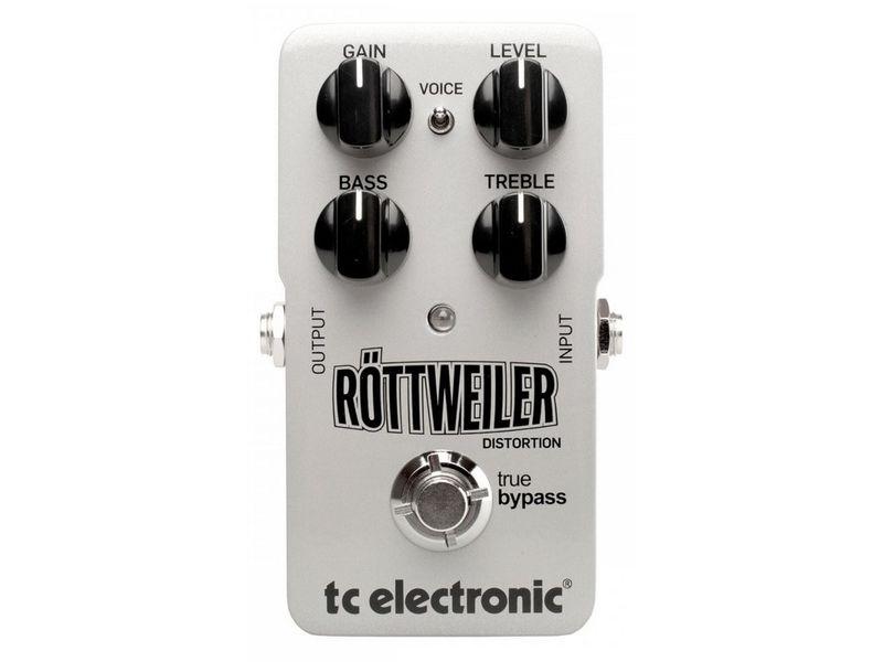 Купить TC Electronic Rottweiler Distortion Педаль гитарная