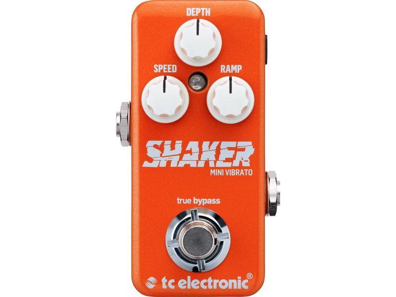 Купить TC Electronic Shaker Mini Vibrato Педаль гитарная