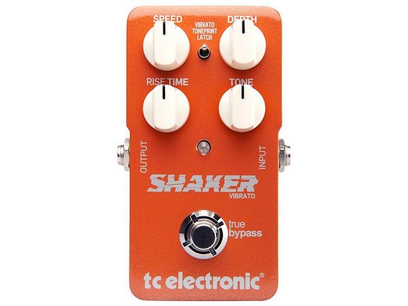 Купить TC Electronic Shaker Vibrato Педаль гитарная