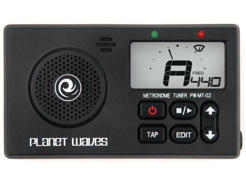 Купить Planet Waves MT-02 Метроном/тюнер