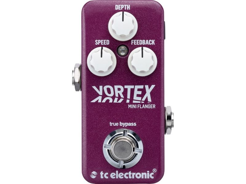 Купить TC Electronic Vortex Mini Flanger Педаль гитарная