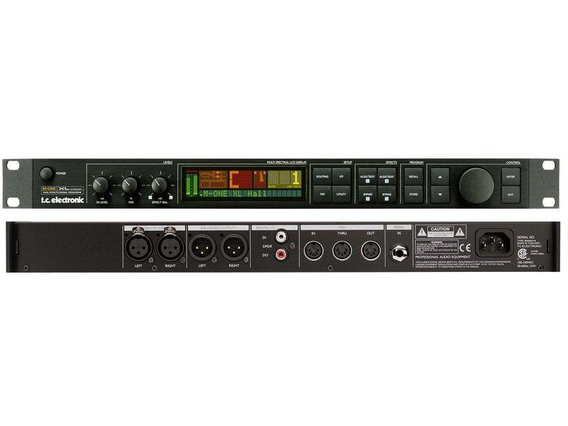 Купить TC Electronic M-One XL Процессор звуковой