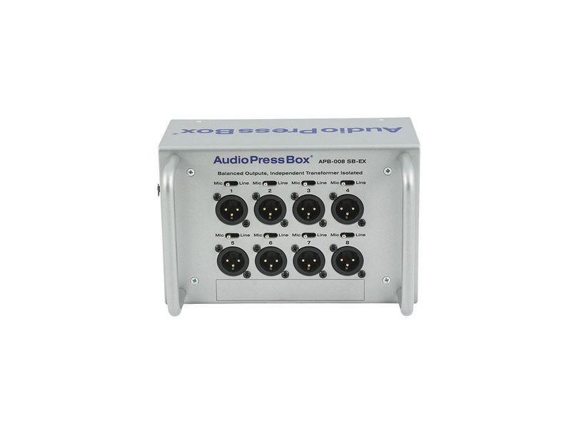 Купить Audio Press Box APB-008 SB-EX