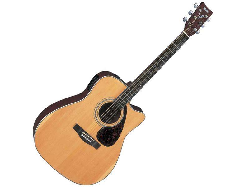 Купить Yamaha FX370C Гитара электроакустическая