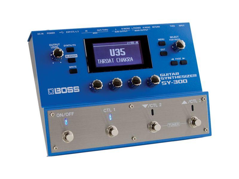 Купить BOSS SY-300 Гитарный синтезатор