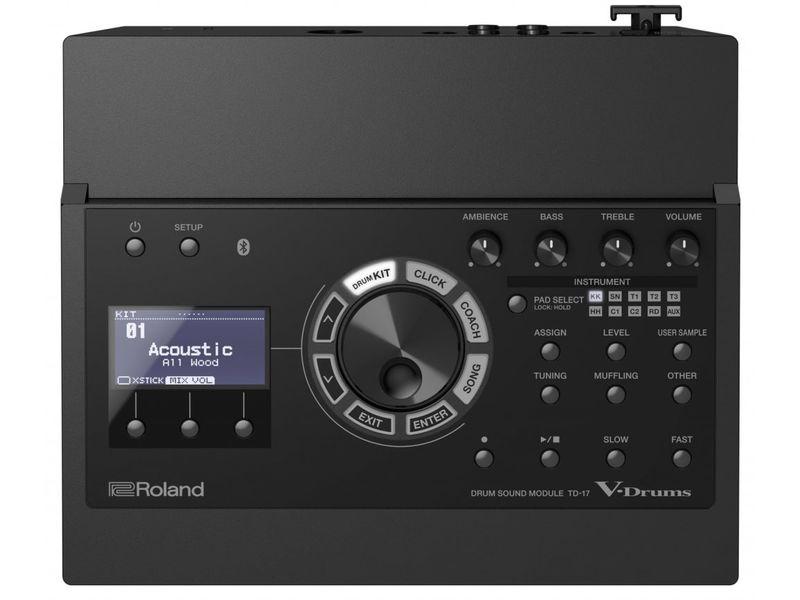 Купить Roland TD-17 Звуковой модуль для ударной установки