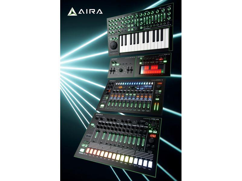 Купить Roland MX-1 Микшерный пульт AIRA