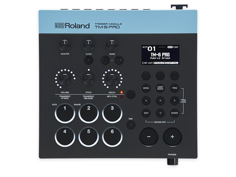Купить Roland TM-6PRO Триггерный модуль