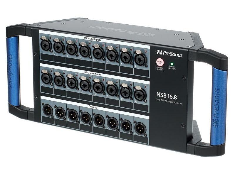 Купить PreSonus NSB 16.8 Модуль расширения каналов (стейджбокс)