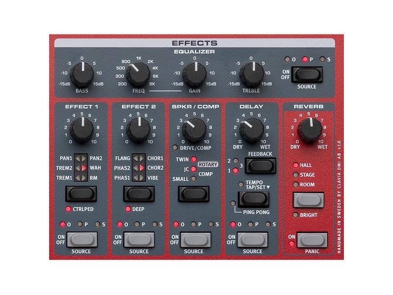 Купить Nord Electro 6D 73 Синтезатор