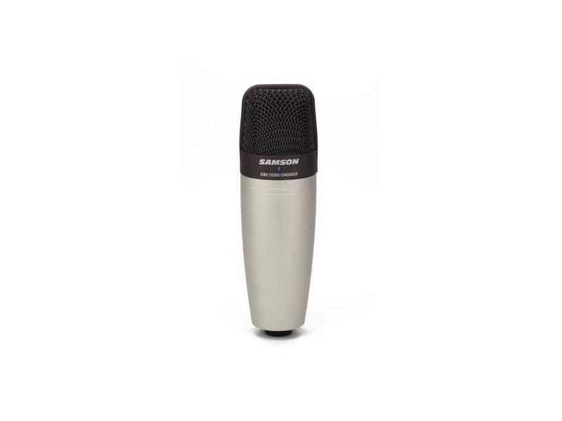 Купить Samson C01 Микрофон студийный