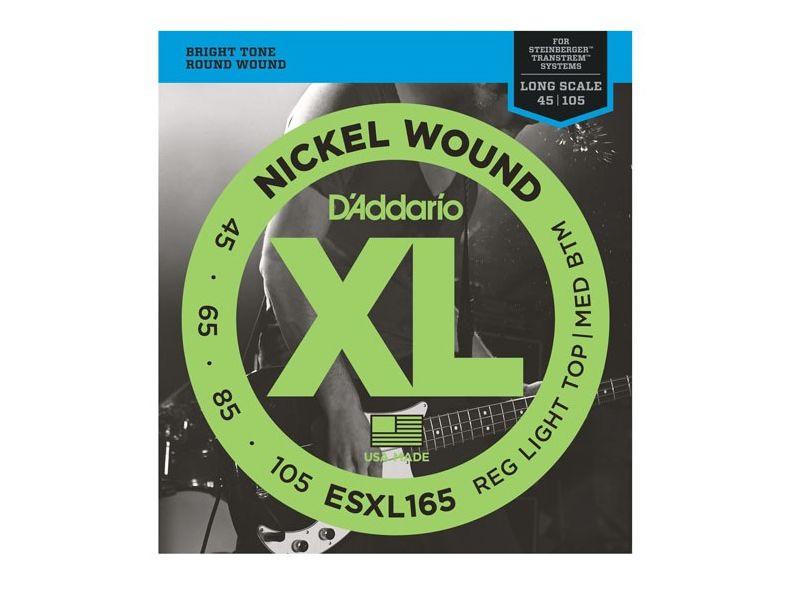 Купить D'addario ESXL-165 Струны для бас-гитары