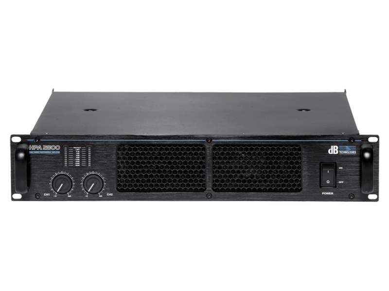 Купить dB Technologies HPA 2800 Усилитель мощности