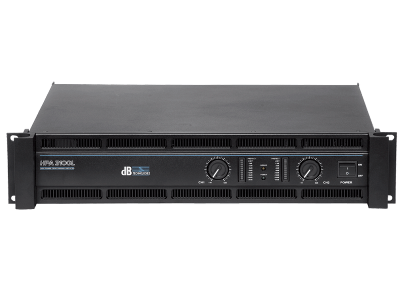 Купить dB Technologies HPA 3100L Усилитель мощности