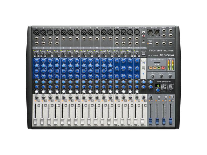Купить PreSonus StudioLive AR22 USB Микшерный пульт