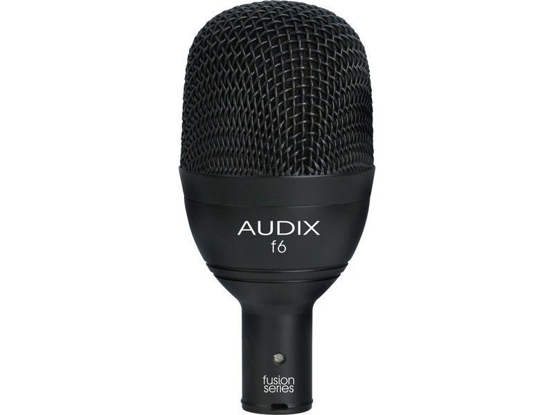 Купить AUDIX F6 Микрофон инструментальный