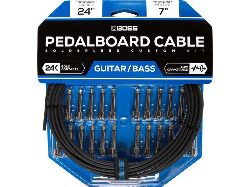 Купить BOSS BCK-24 Комплект кабелей для педалборд