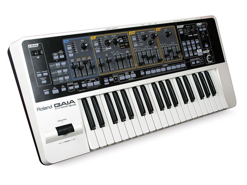 Купить Roland SH-01 Синтезатор
