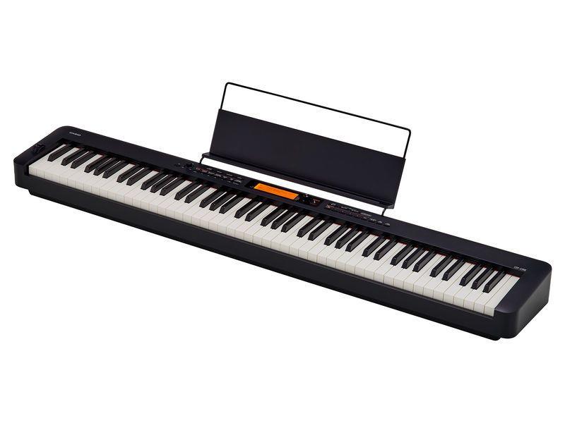 Купить Casio CDP-S350BK Цифровое пианино