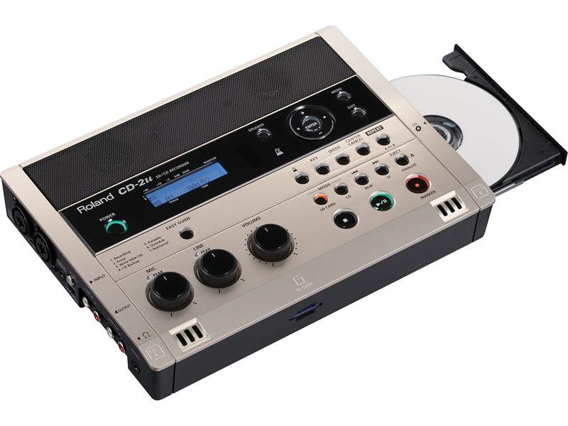 Купить Roland CD-2u Устройство аудиозаписи