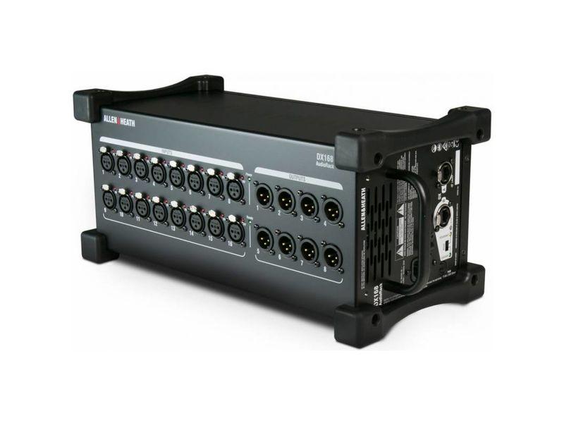 Купить Allen&Heath DX168 Модуль расширения каналов (стейджбокс)