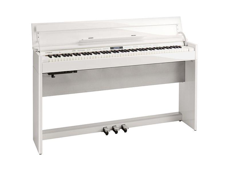 Купить Roland DP603-PW Цифровое фортепиано