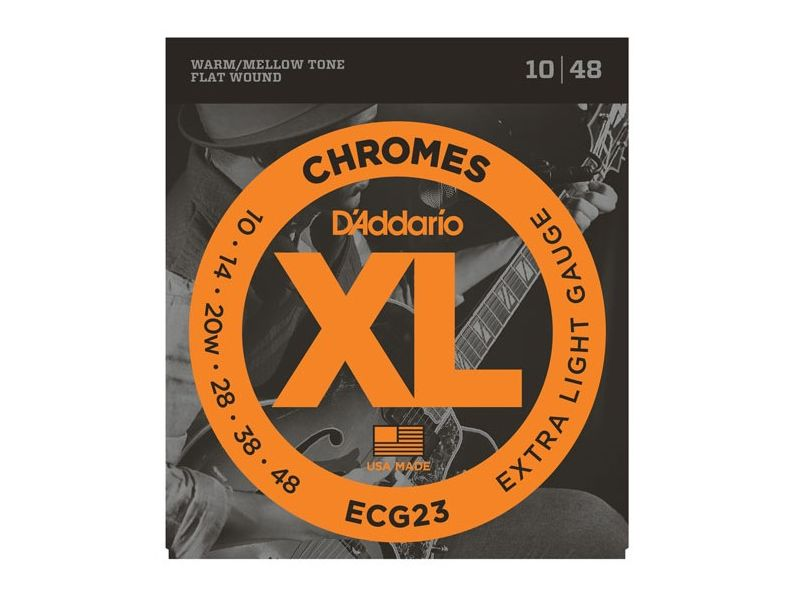 Купить D'addario ECG23 Струны для электрогитары