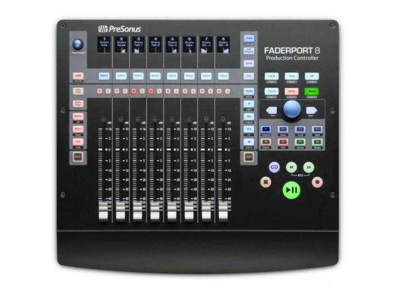Купить PreSonus FaderPort 8 Контроллер студийный
