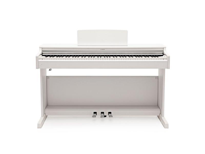Купить Yamaha YDP-164WH Цифровое фортепиано