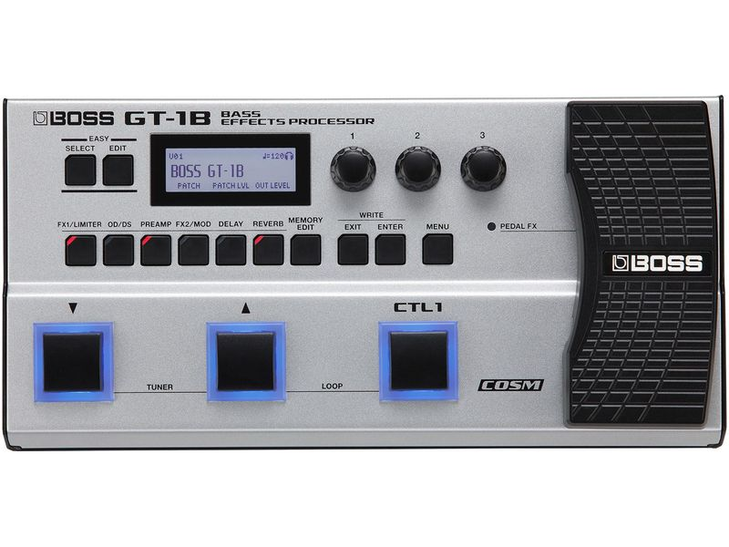 Купить BOSS GT-1B Процессор для баса