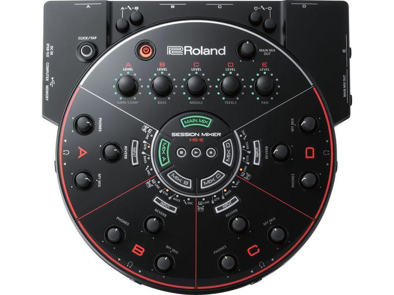 Купить Roland HS-5 Микшерный пульт