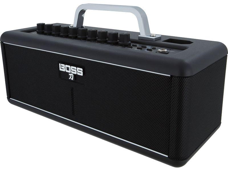 Купить BOSS KTN-AIR Комбоусилитель гитарный KATANA