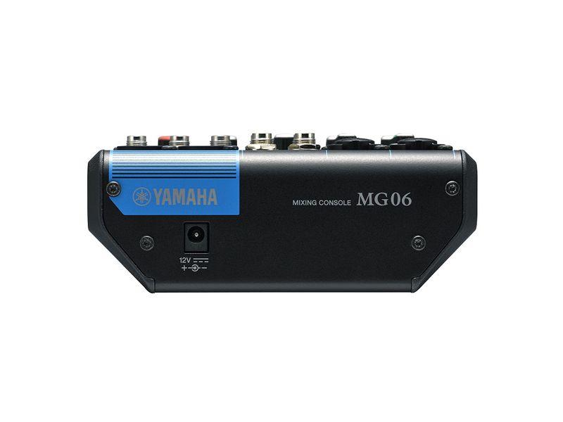 Купить Yamaha MG06 Микшерный пульт