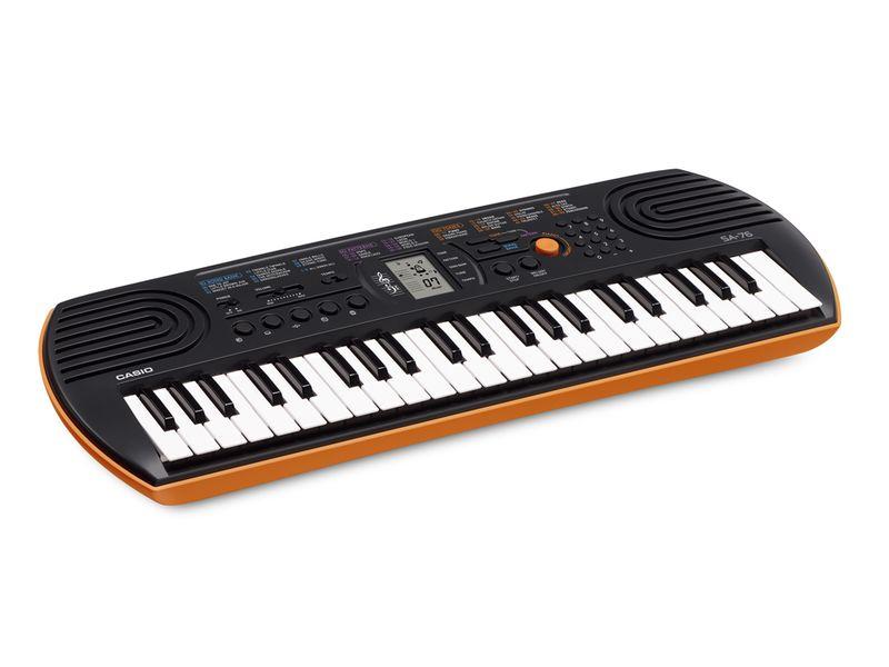 Купить Casio SA-76 Синтезатор