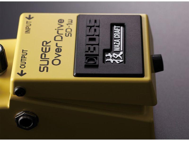 Купить BOSS SD-1W Педаль гитарная