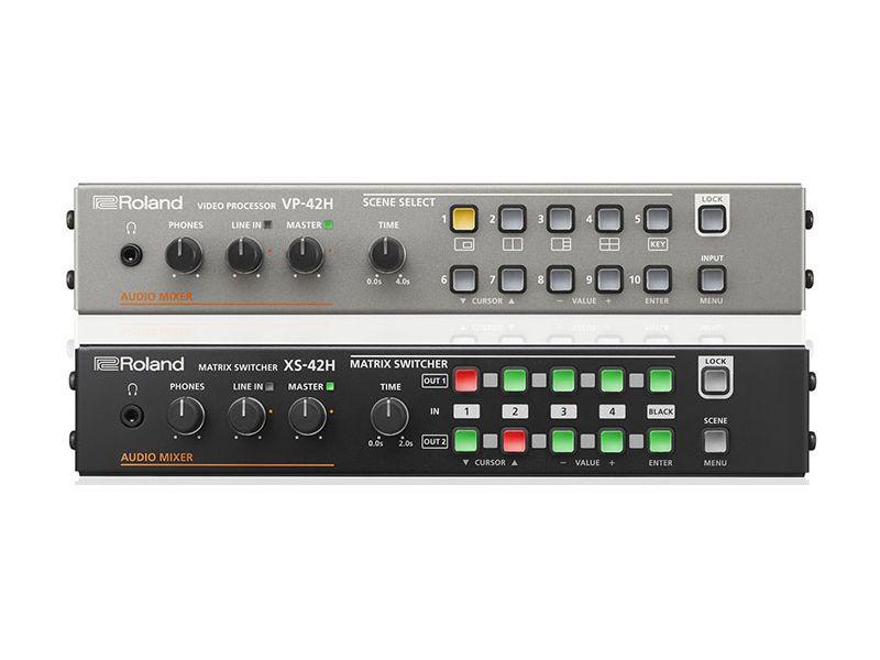 Купить Roland VP-42H Видеопроцессор