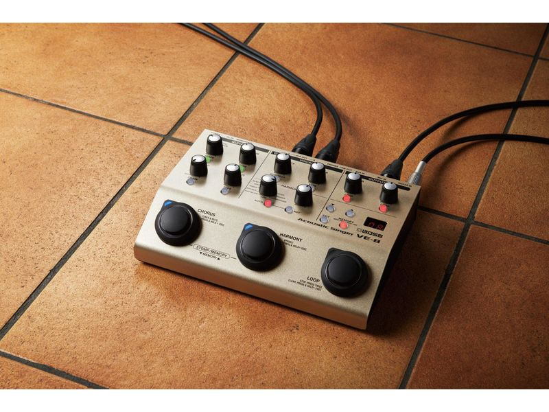 Купить BOSS VE-8 Процессор вокальный