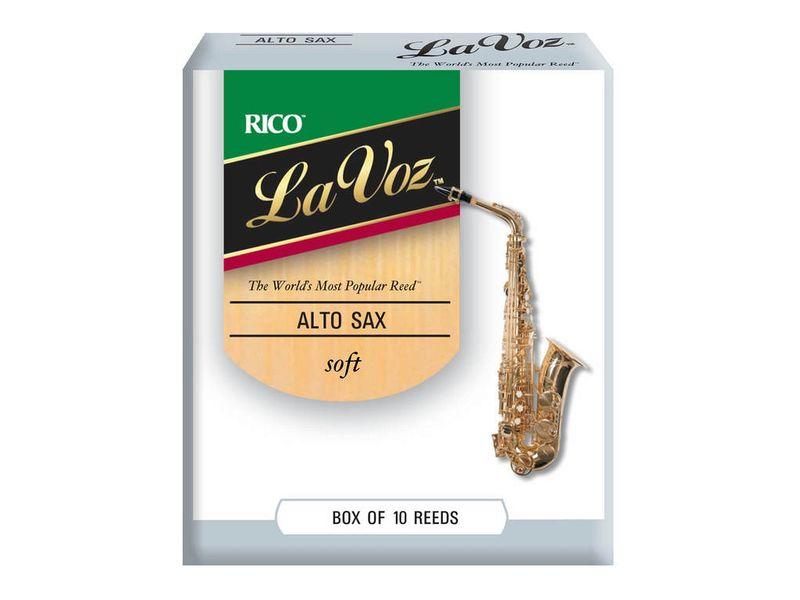 Купить LaVoz RJC10SF Трости для саксофона альт  (цена за шт)